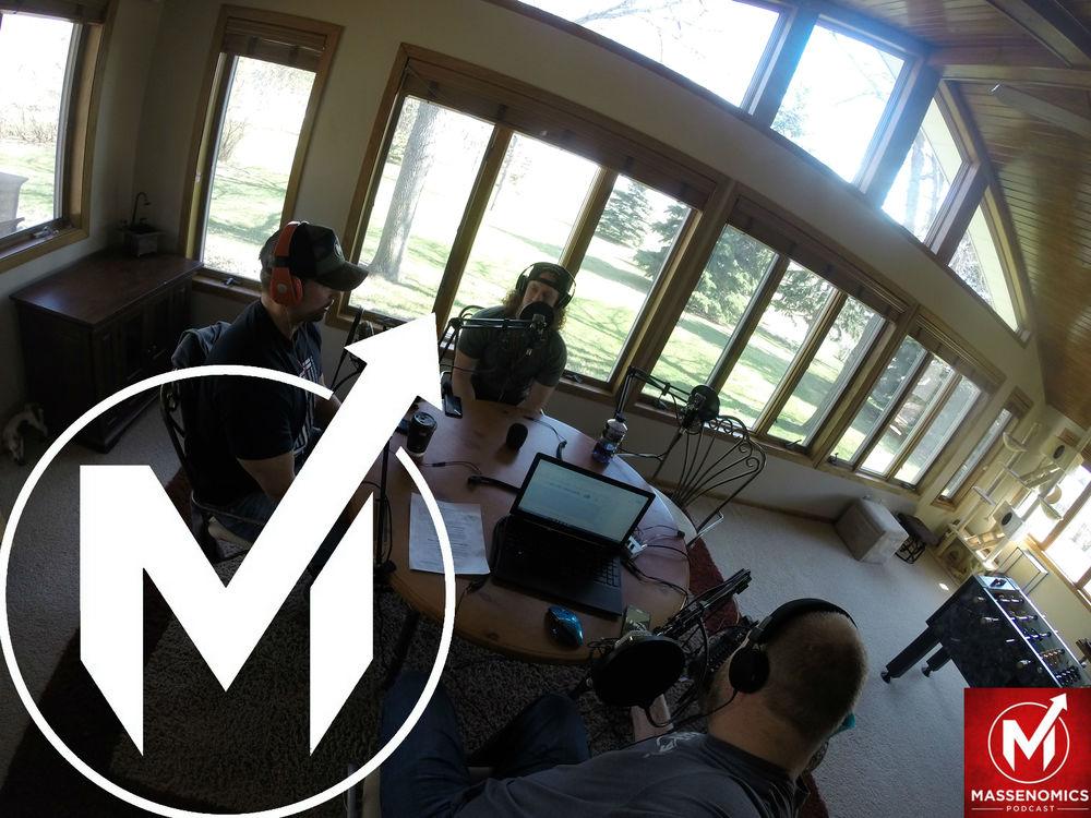 A sneak peek inside Massenomics Studio