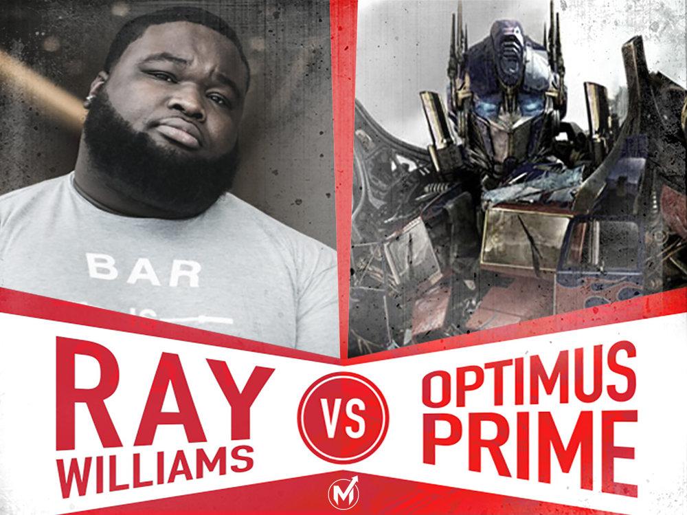 Optimus Prime matchup