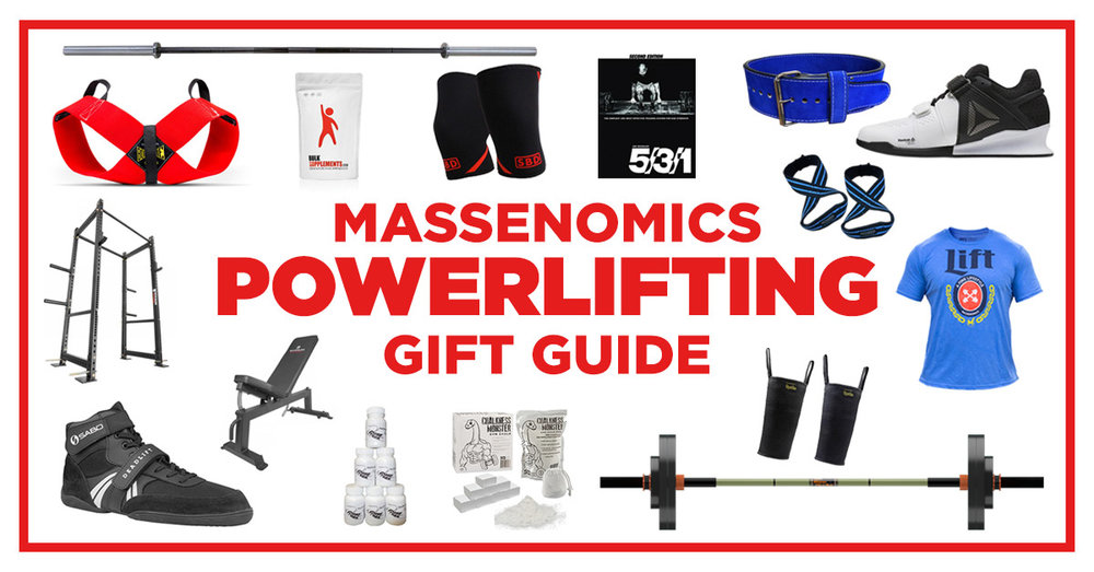 best christmas gift ideas for a serious powerlifter