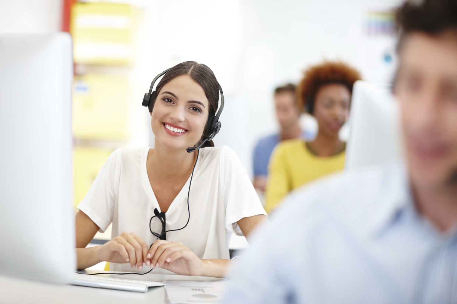 The 10 Best Resources For Receptionists