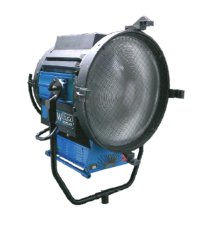 LTM SUPER LIGHT 4kW HMI / FRESNEL