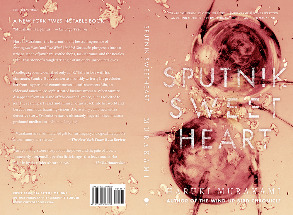 Sputnik Sweetheart  / Design & Illustration