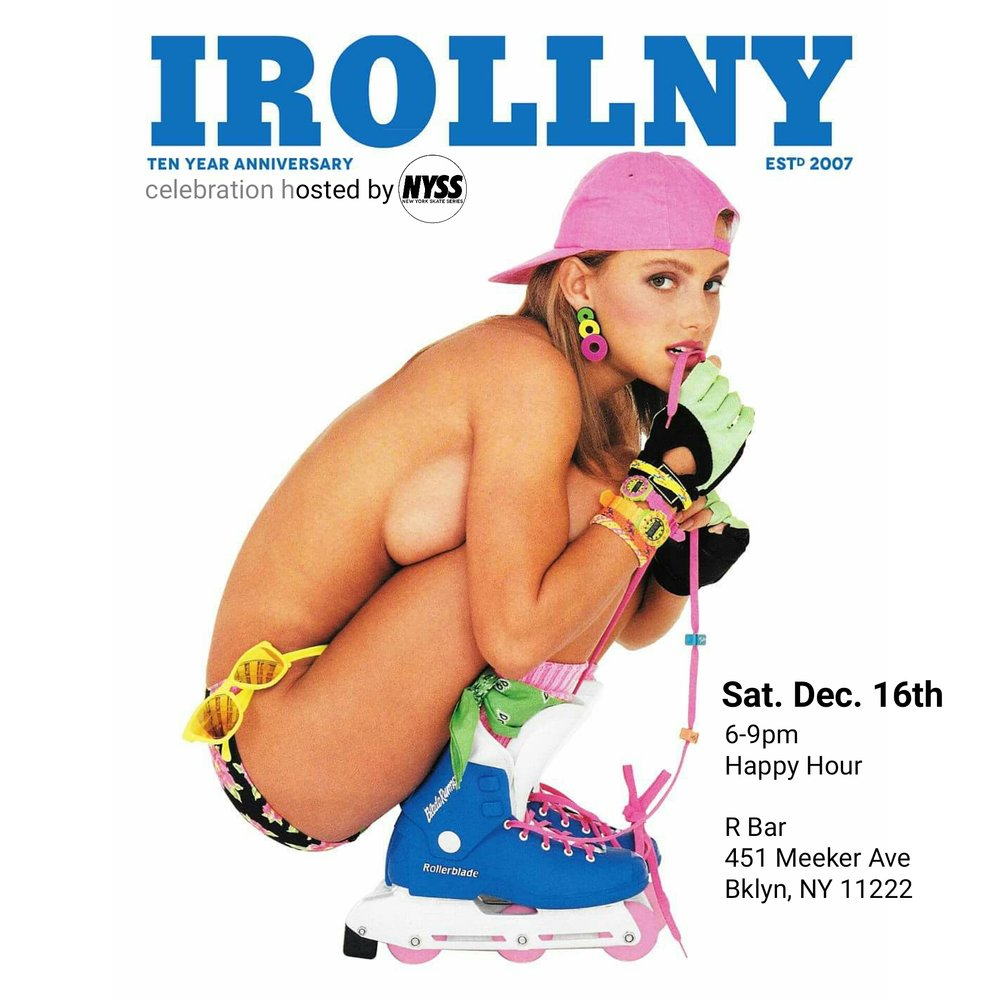 IROLLNY 10YR PLAYBOY
