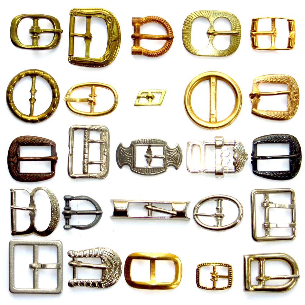 Petites boucles de ceintures