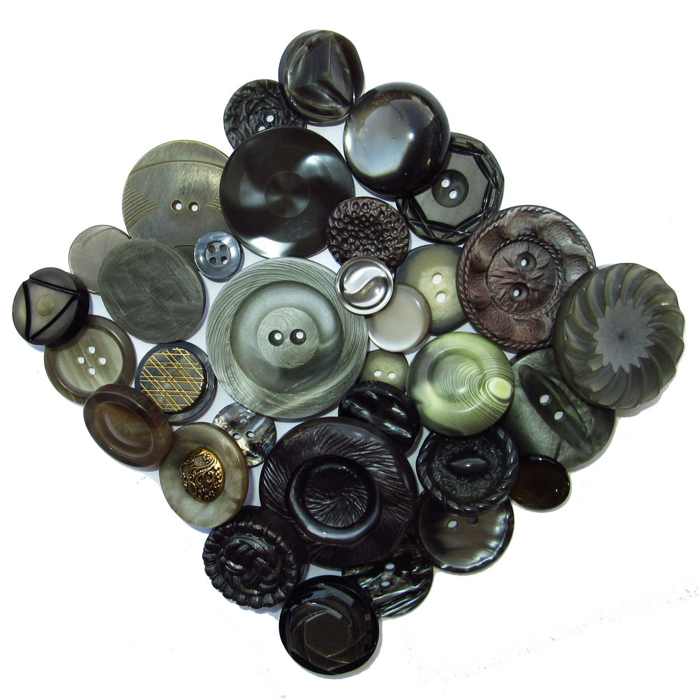 Boutons gris