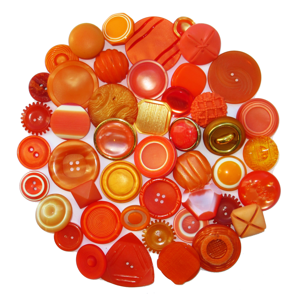 Boutons orange