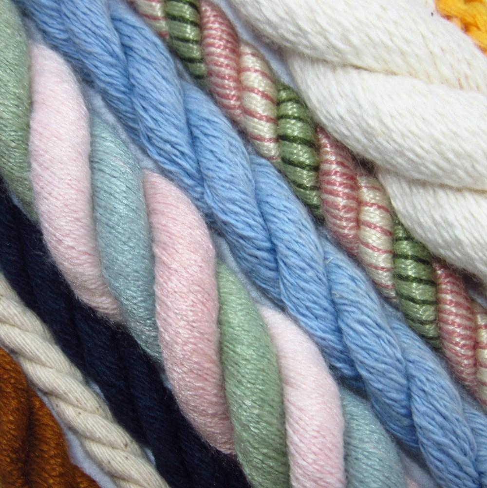 Cordons multicolores