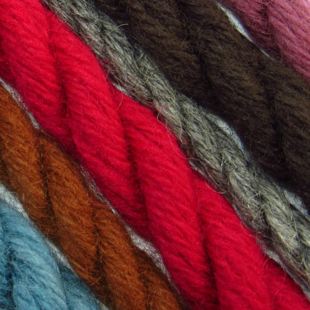 Cordons en laine