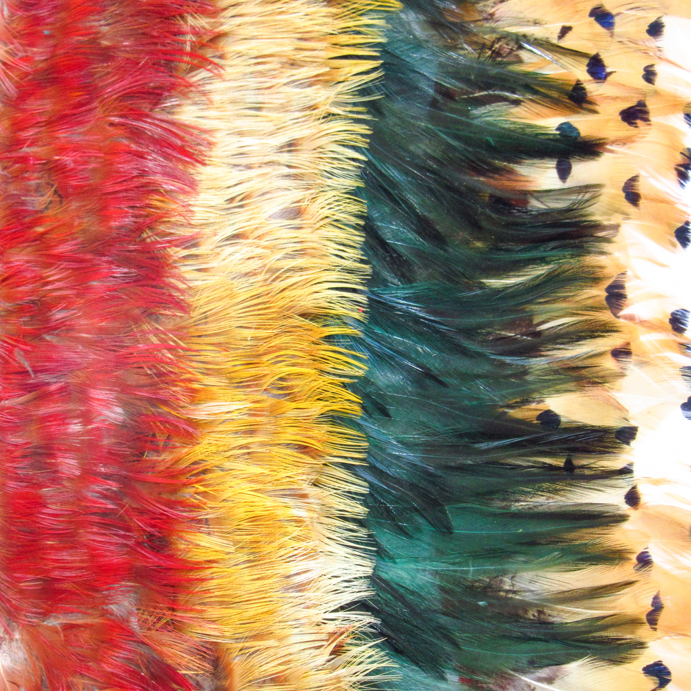 Wing feathers 40 cm