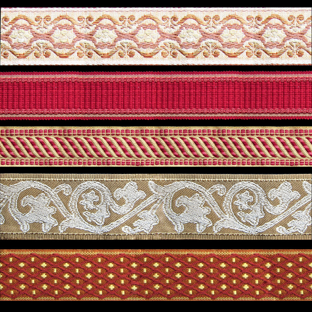 Rubans tapisseries