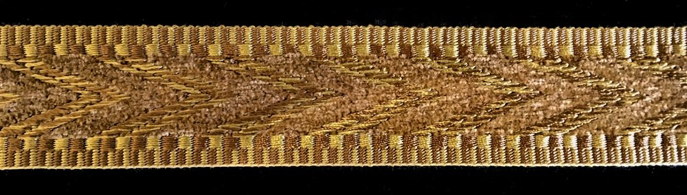 Velvet Tapestry Ribbon