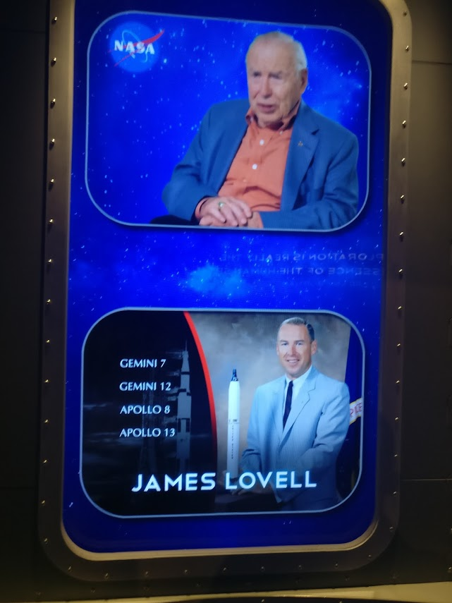 An interview with James Lovell