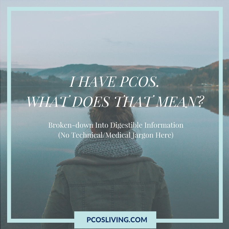 What is PCOS? Let's look at these disease and what it means for your life. No medical jargon. It is estimated 1 in 10 women hav PCOS. If you have it, welcome to a place of support, advice, and natural healing. | PCOS Living