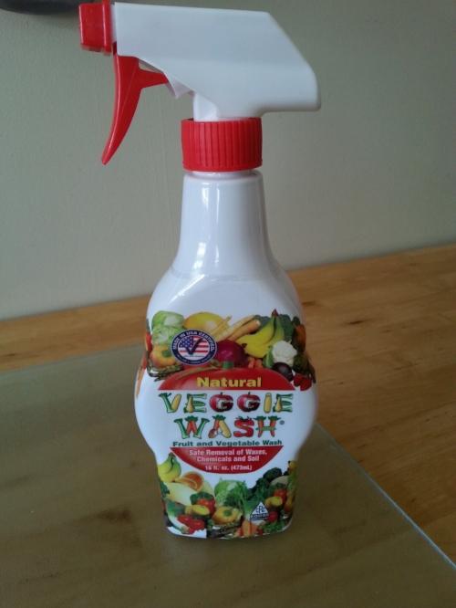 Natural Veggie wash