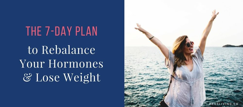 This plan is designed for women with hormonal imbalance. Get started TODAY!    CLICK HERE   !