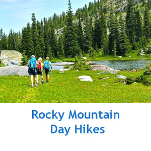Rocky Mountain Day Hikes