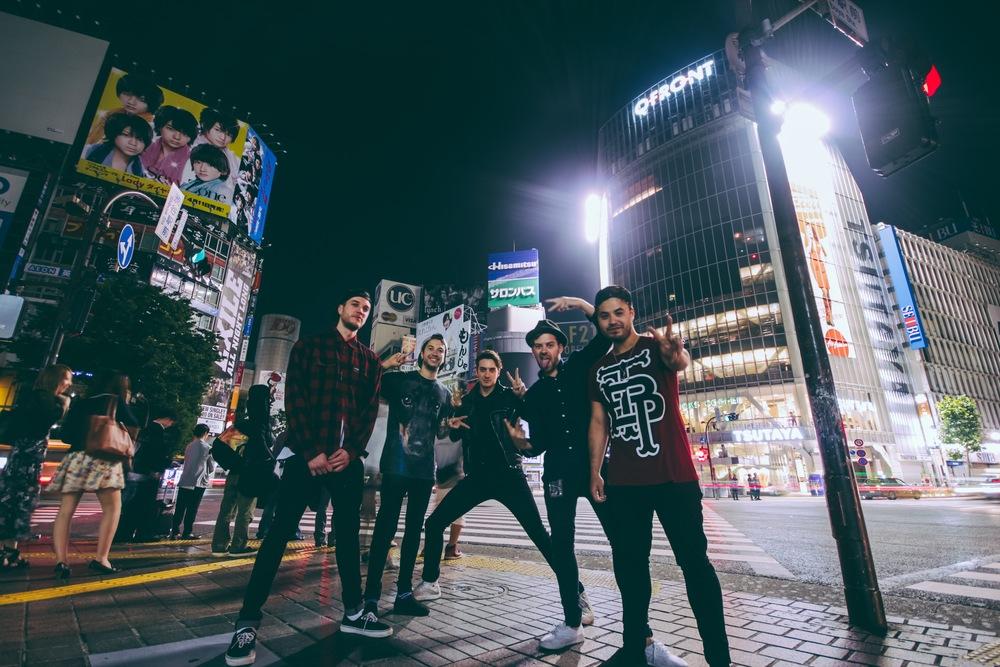 YG Shibuya crossing.2012.