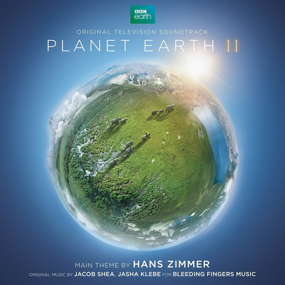 6. planet Earth 2 soundtrack Yeah it's not really a proper album but this is my most listened to albums of 2016 list. since the show has been on I listen to this all the time whilst editing. Although the hunting songs can raise stress levels a tad too much. The main theme is just incredible.