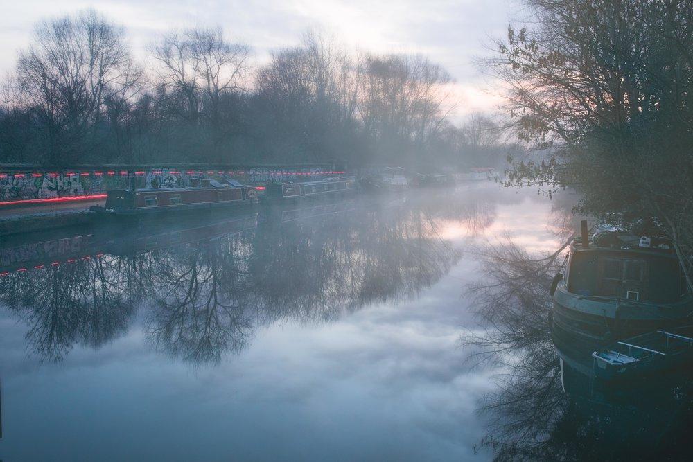 lea river hackney