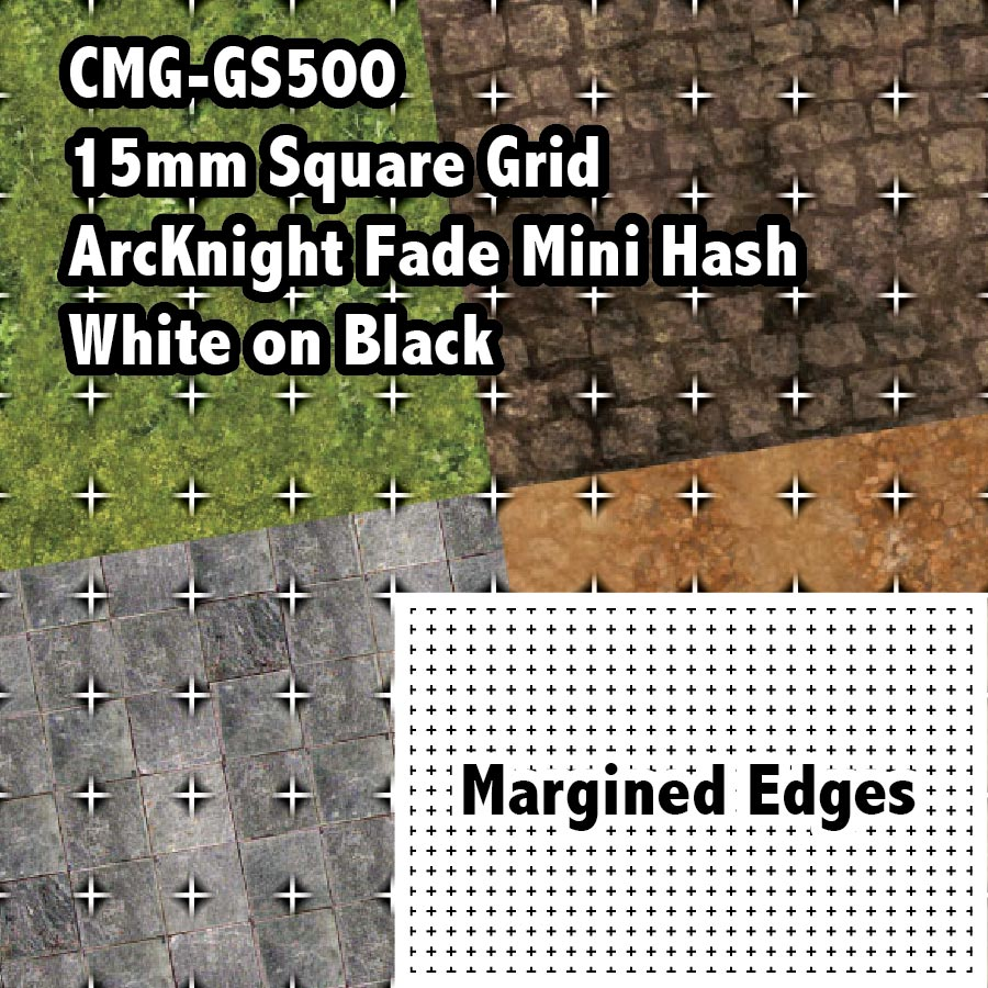Clear Map Grids - Custom Sizes