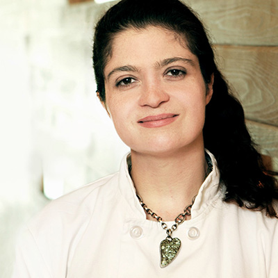 (C) Alex Guarnaschelli