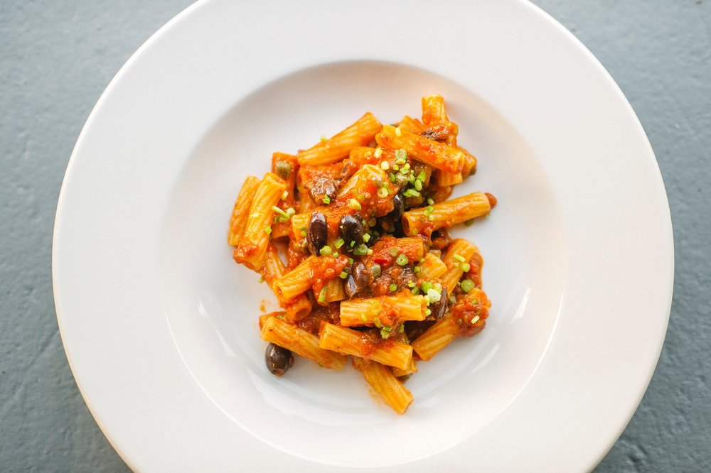 Mark ladner pasta recipe