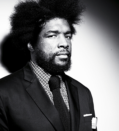 "Ahmir ""Questlove"" Thompson"