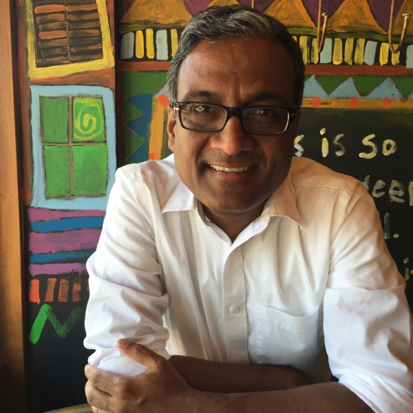 Krishnendu Ray, Associate Professor, Department Chair, Department of Nutrition and Food Studies, New York University