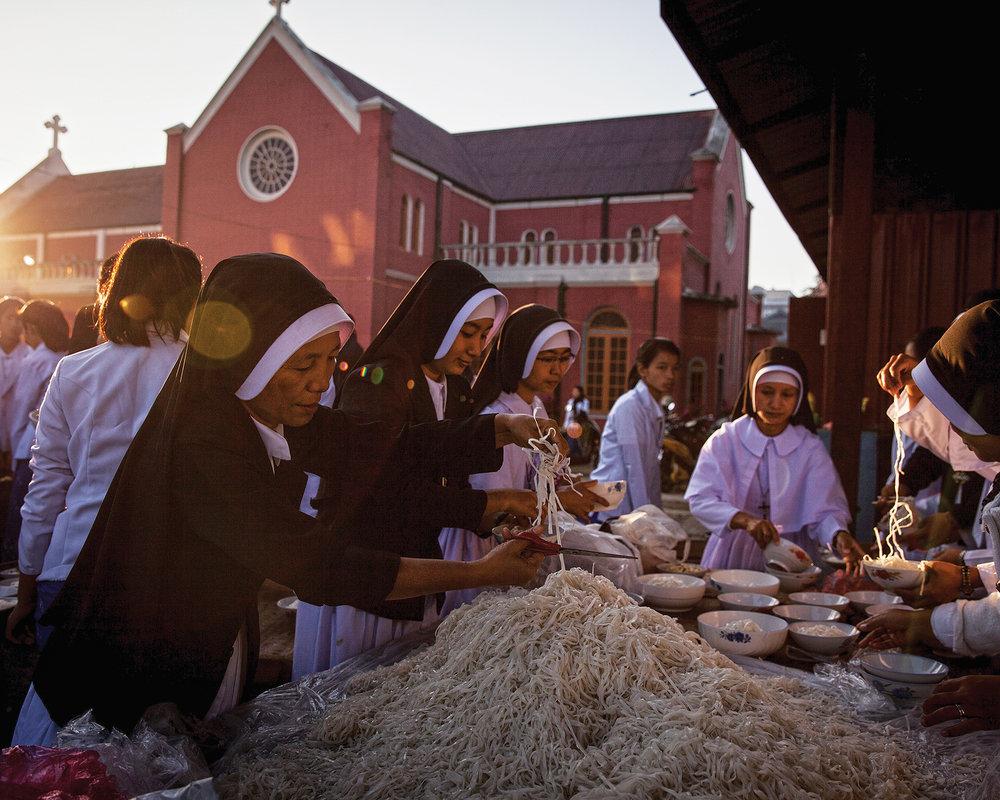 Myanmar, Diana Markosian