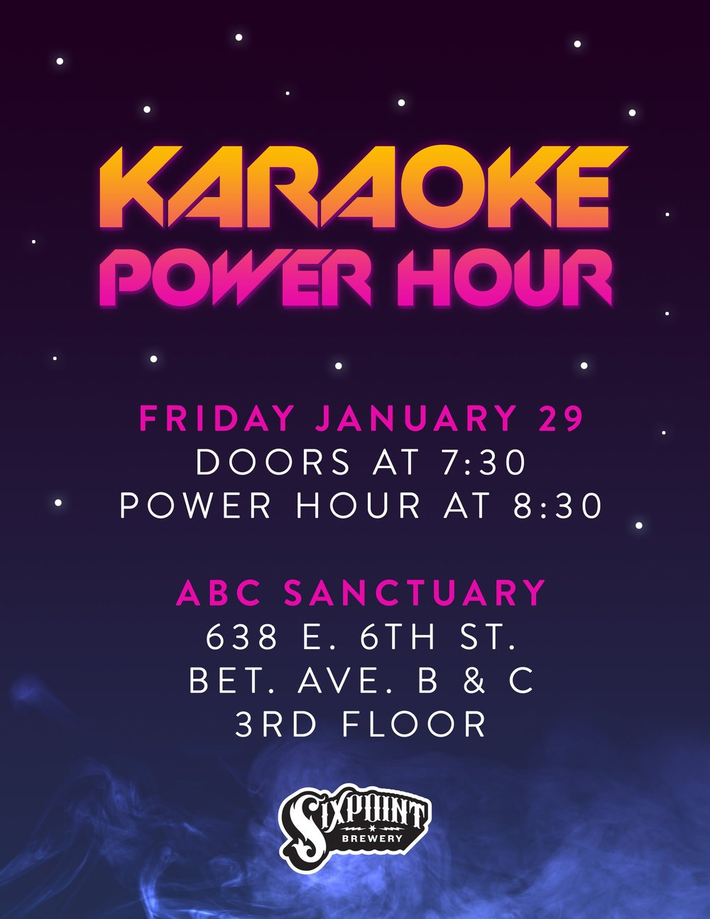 Karaoke Power Hour