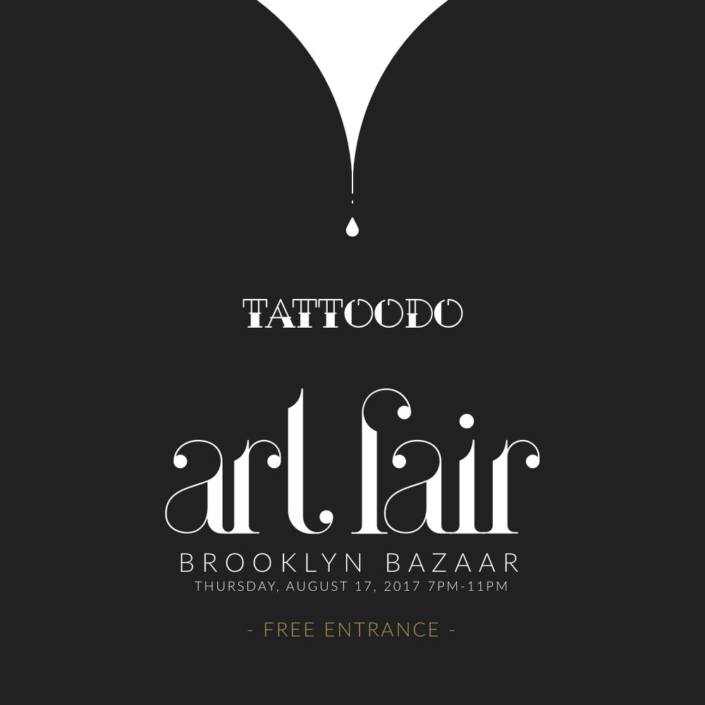 Tattoodo Art Fair