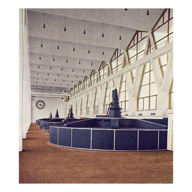 #KraftwerkBirsfelden #HydroelectricPowerStation