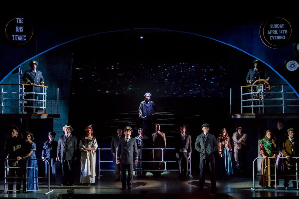 TITANIC: THE MUSICAL -
