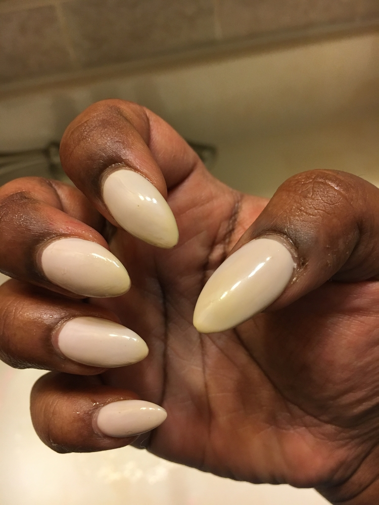 CurryStained Gel Nails — MissKhanMPLS