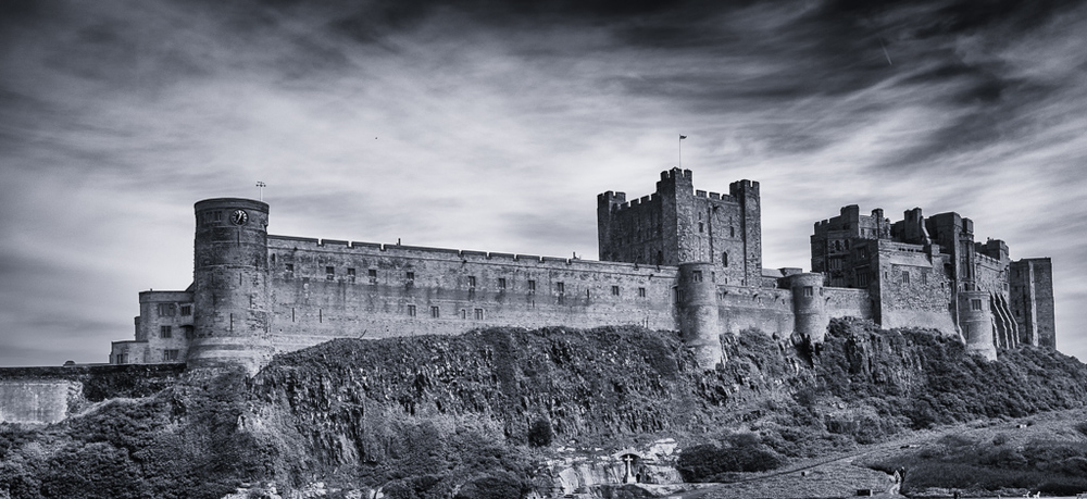 Bamburgh Castle - Northumberland