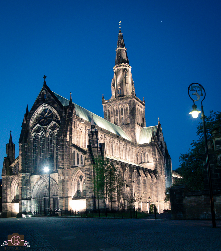 Glasgow Cathedral - Glasgow, Scotland