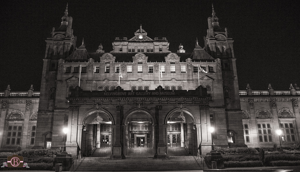 Kelvingrove Art Gallary - Glasgow - Scotland