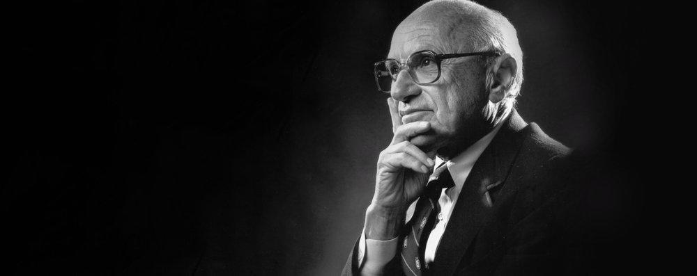 The Milton Friedman agenda — Adam Smith Institute