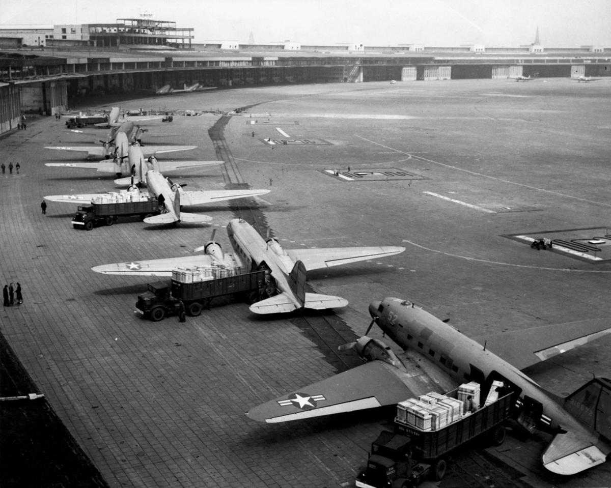 Image result for berlin airlift""