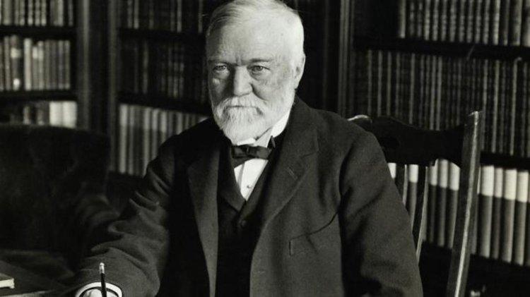 Andrew Carnegie – making philanthropy fashionable — Adam Smith Institute