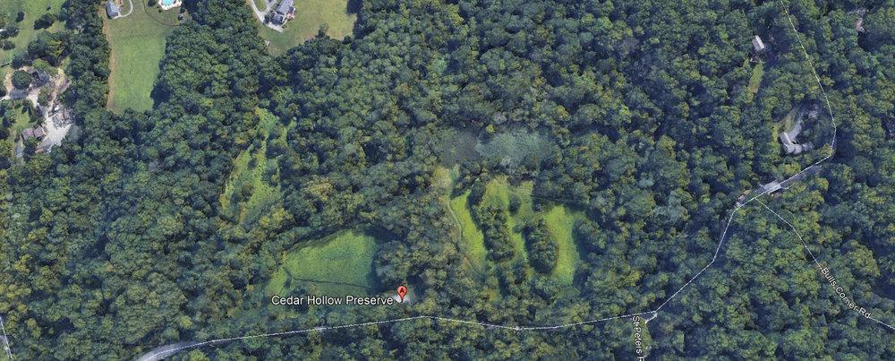 Cedar Hollow Google Earth.jpg