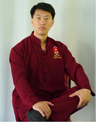 Grand Master Benny Meng