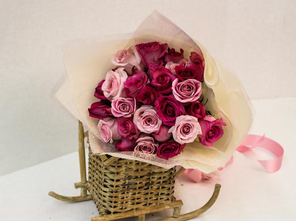 Rush of Roses