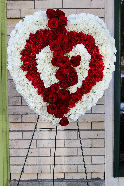 Roses Broken Heart