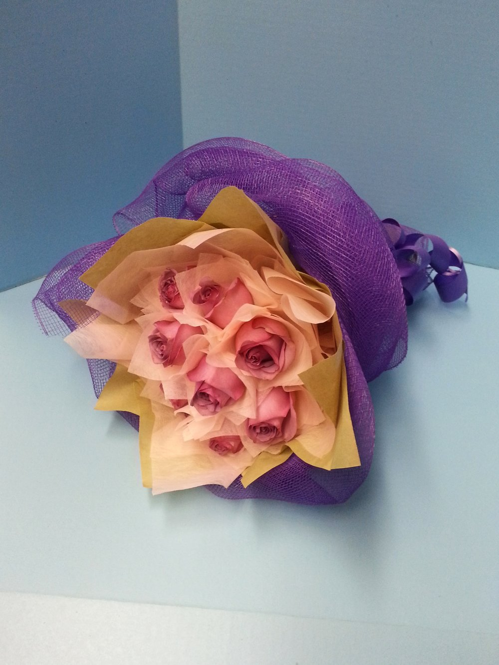 HK Style Roses