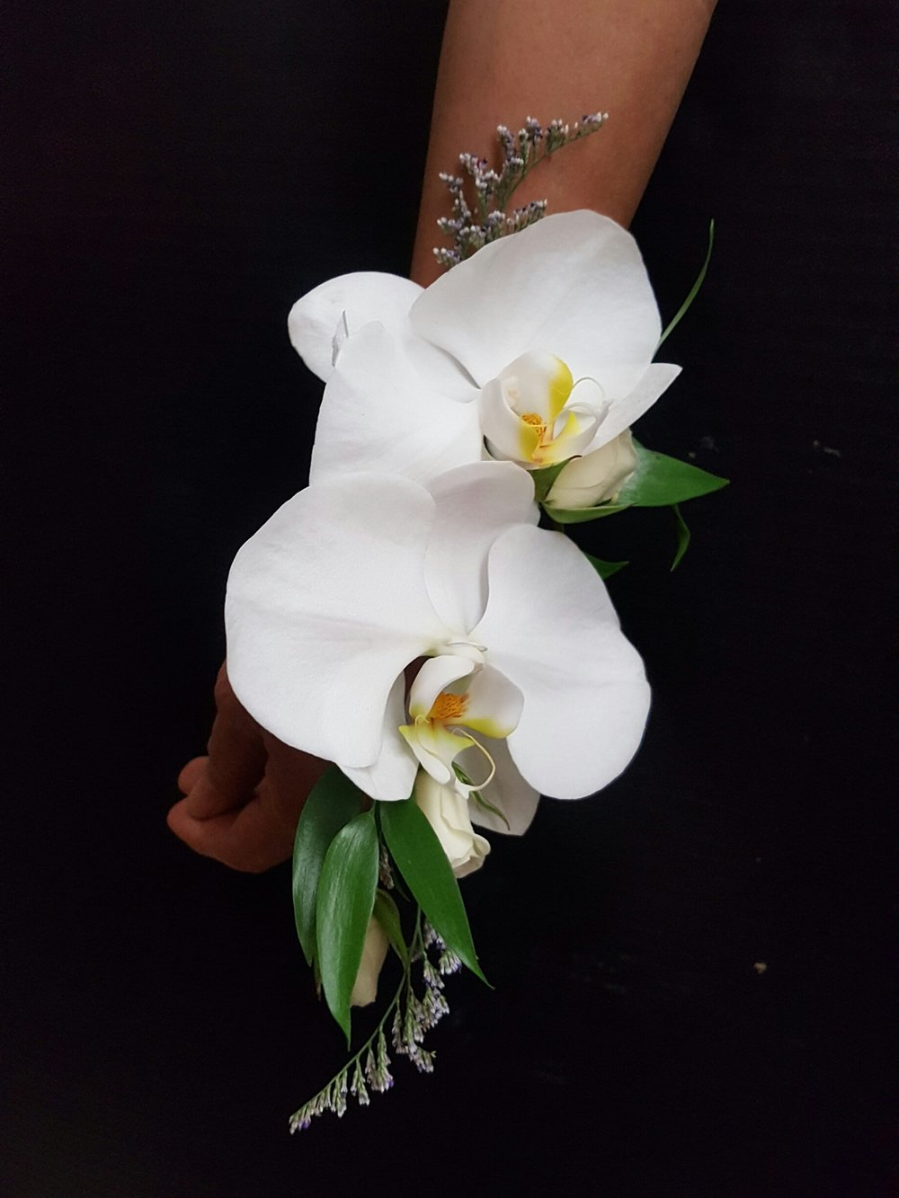Forever and Ever Wrist Corsage