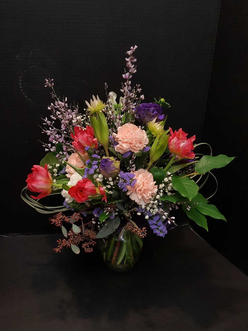 Bouquets alices floral designs spring mix mightylinksfo