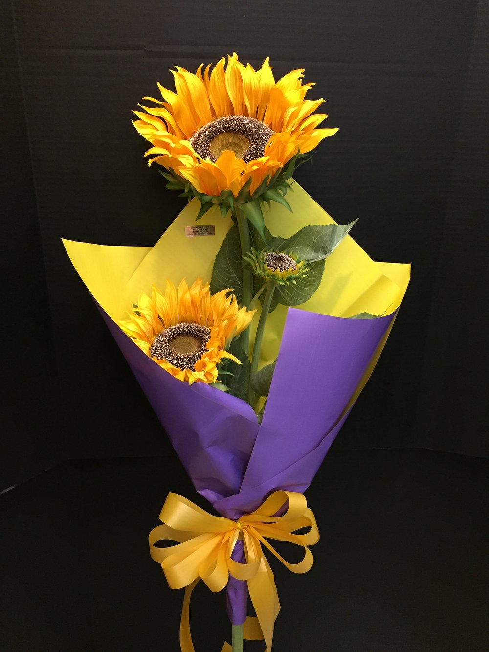Sunflower Bouquet (TVB-109)