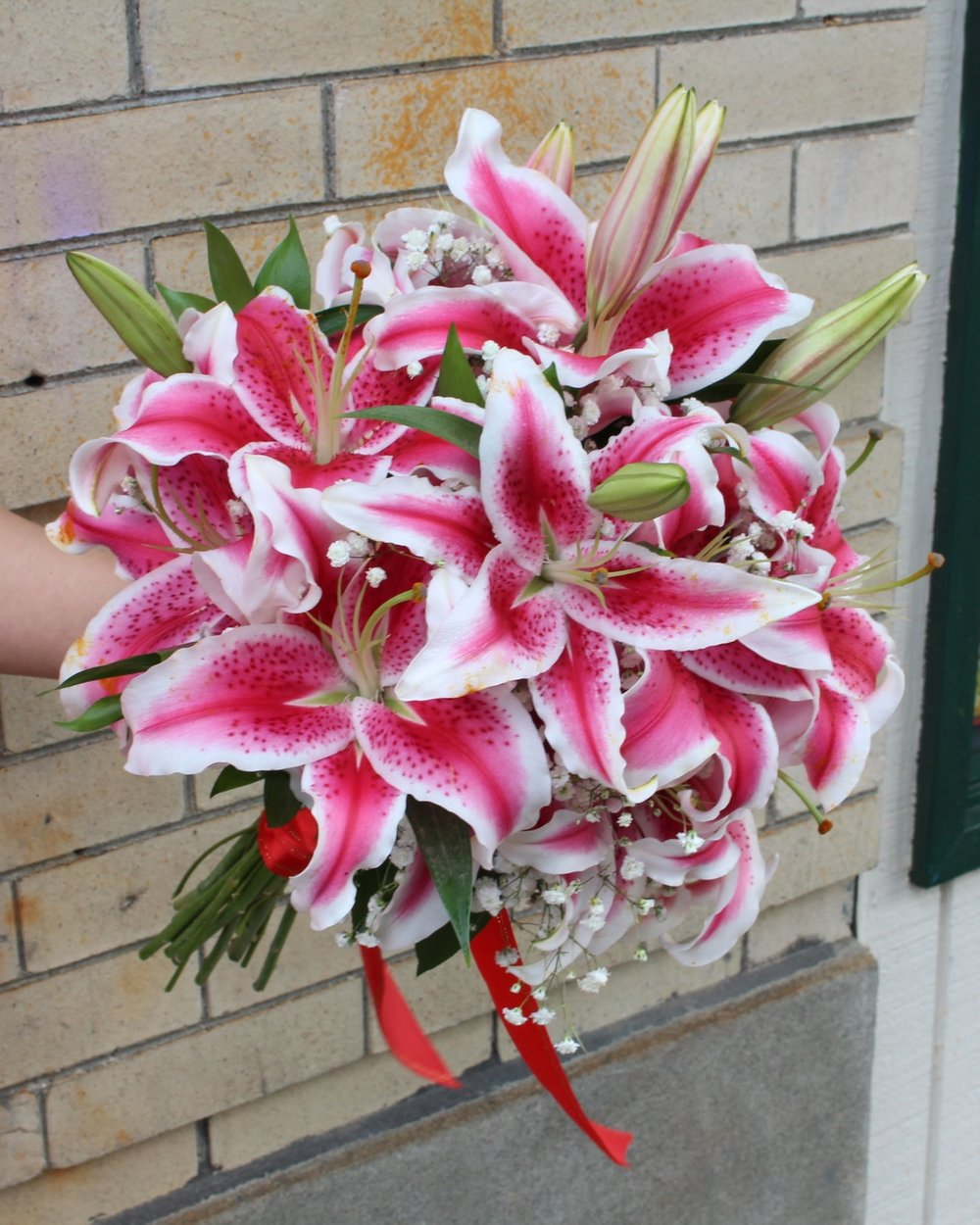 Starfighter Lily Bouquet
