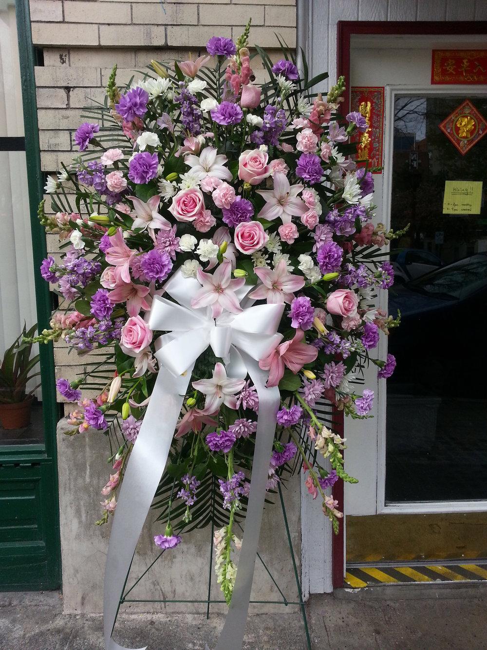 Lavender & Pink Spray (S-30)